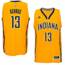 Indiana Pacers Adidas Adidas Men's Swingman Jersey Basketball - Gold