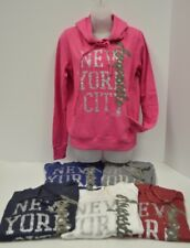 NWOT AEROPOSTALE New York Pop Over Hoodie Multiple Colors Sz S M L XL 160024RM