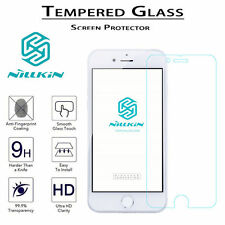 Nillkin 9H Tempered Glass Screen Protector Guard For iPhone X 6 6s SE 7 8 Plus