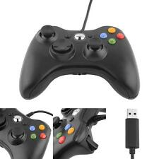New Wired USB Game Pad Controller For Microsoft Xbox 360 PC Windows 7 8 10 XP TY