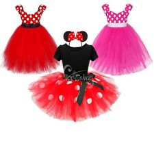 Toddler Princess Baby Girls Tutu Dress Party Halloween Cosplay Costume Clothes