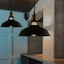 Retro Chandelier Industrial Vintage Antique Style Lampshade Ceiling Lights Lamps