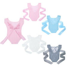 Newborn Baby Girls Boys Lace Costume+Straps  Photo Photography Prop Outfits