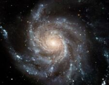 The Pinwheel Galaxy (Classic Image from Outer Space)