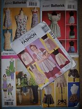 APRON PATTERNS ~ 5 PATTERNS / 23 STYLES ~ ALL ONE SIZE, ONE CHILD & DOLL TOO!