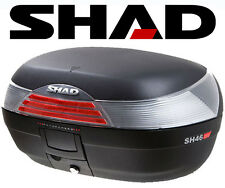 Top Box SHAD SH46 scooter motorcycle suitcase trunk Topcase 46 liters NEW SH 46L