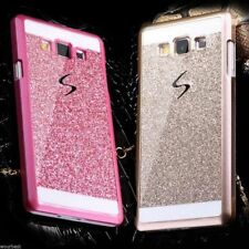 Luxury Bling Glitter Shockproof Hard PC Back Case Cover For Samsung Galaxy Phone