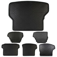 Waterproof Rear Trunk Cargo Mat Floor Liner Tray Carpets For Toyota Yaris Vitz