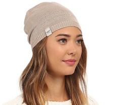 UGG Hat Knit Beanie Sequin Trim O/S 'pick color' NEW