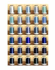 Hemingworth Embroidery Thread-BLUES-All On This Page-Convenient Color Families