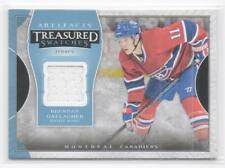 2015-16 Artifacts Treasured Swatches Jerseys Blue GU Pick Any Complete Your Set