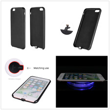 QI Wireless Charging Receiver Charger Gel Back Case For Apple iPhone 6 7  Plus