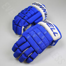 Winnwell Classic 4-Roll Senior Hockey Gloves - Various Colors (NEW)