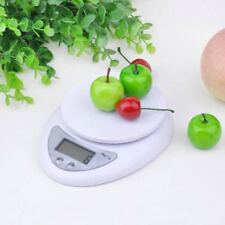 5kg 5000g/1g Digital Kitchen Food Diet Postal Scale Electronic Weight Balance W&