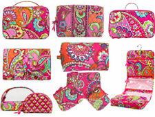 NWT VERA BRADLEY PINK SWIRLS  ACCESSORY COSMETIC COLLECTION - YOU CHOOSE