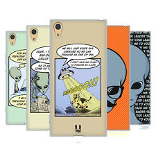 HEAD CASE DESIGNS ALL ABOUT ALIENS GEL CASE FOR SONY XPERIA XA1 ULTRA / DUAL