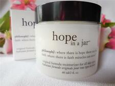 """PHILOSOPHY"" HOPE in a JAR - 2 oz New/Fresh/Sealed in Box -  Retails for $42"