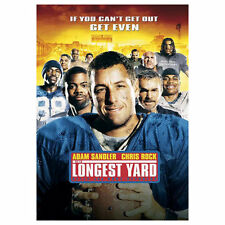 The Longest Yard (Widescreen Edition) Adam Sandler, Burt Reynolds, Chris Rock,