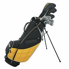 New Wilson Ultra 2017 Men's Complete 14 Piece Golf Club Set with Stand Bag