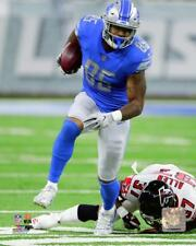 Eric Ebron Detroit Lions 2017 NFL Action Photo UN166 (Select Size)