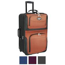 Travel Select by Traveler's Choice Amsterdam 25-inch Medium Expandable Upright