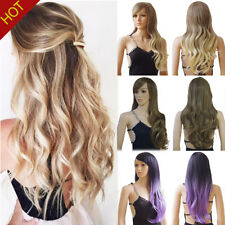 Hot Natural Curly Wig Wavy Fancy Dress Fashion Womens Ladies Hair Wig Cosplay De