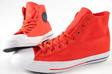 CONVERSE All Star hi Chuck Taylor Canvas Shield shoes-NEW-CT Red classic sneaker