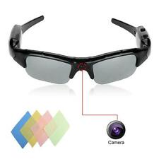 720P Sport Action Sunglass Glasses Spy Camera Video Camcorder Cleaning Cloth T&