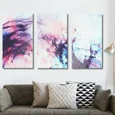 3Pcs Abstract Modern Canvas Print Oil Painting Wall Art Picture Home Decor