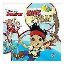 The Never Land Pirate Ribbon - Jake And The Neverland Pirates (ost) NEW CD