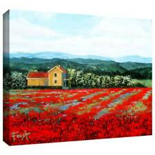 Art Wall Gene Foust 'Paradise' Gallery-wrapped Canvas Art
