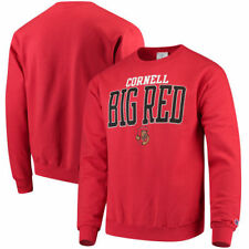 Cornell Big Red Champion Mens Chp Eco Powerblend Crew--Expansion Sweatshirts