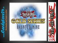 Yugioh - YGO - Gold Series 5 - Haunted Mine - GLD5 - NEW! MINT