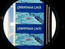 16mm CHRISTMAS LACE-1978. Excellent color Christmas story.