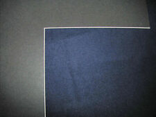 Charcoal Pre-Cut 11x14 or 16x20  Mat Matting for Picture Framing of Photos Art