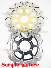 Front Brake Disc Rotor for Triumph Daytona T955i 955 02 03 04 05 06 #dr