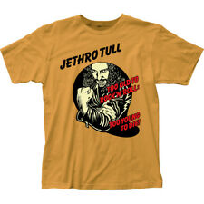 Jethro Tull British Rock Band Music Too Old Too Young Adult T-Shirt Tee