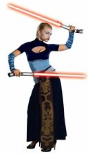 Licensed Star Wars Asajj Ventress Womens Costume Genuine Rubies - New