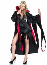 Countess Bloodthirst Womens Vampire Halloween Costume by Elevate Costumes - New