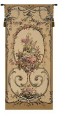 """Jessica Belgian Vintage Woven Home Decor Art Fine Wall Hanging Tapestry 41 x 19"""""""
