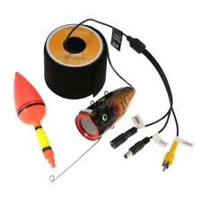 Underwater HD Fishing Video Camera 1000TVL 12 LED Fish Finder 15m/30m Cable J6G7
