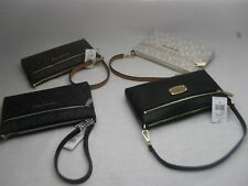 NWT MICHAEL KORS Jet Set LARGE Wristlet/Wallet PVC or Leather Various Colors