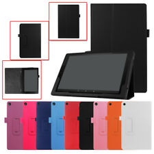 For Amazon Kindle Fire HD 10 2017 7th Gen Magnetic Leather Stand Fold Case Cover