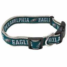 Philadelphia Eagles NFL dog pet collars single-sided (all sizes)