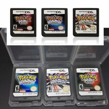 Game Card Platinum Pearl Diamond For Pokemon Nintendo NDSI NDSL DS 3DS NDS Lite