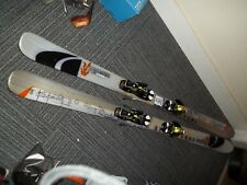 Salomon Teneighty Spaceframe L171 cm Snow Skis w/ Salomon S912 Bindings - Used