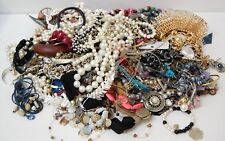 Job Lot of Costume Jewellery Spare/Repair Creative idea approximate 5 KG