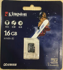 Kingston Class 4 micro SD HC 8GB 16GB 32GB Memory Card TF Card for Cellphone