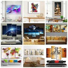 Modern Large Abstract Art Canvas Oil Painting Wall Art Poster Picture Print