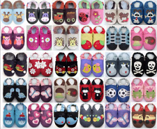 Minishoezoo baby soft sole shoes chaussons indoor slippers infant  toddlers kids